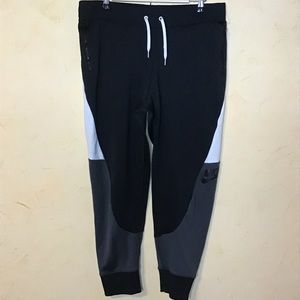 Nike Color blocked Jogger Pants